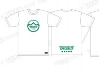 T-shirtBlancLogoVert