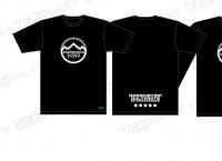 T-shirtNoirLogoBlanc