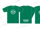 T-shirtVertLogoBlanc